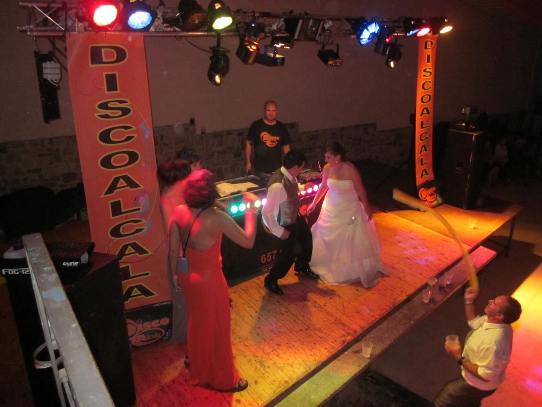 bodas discoalcala